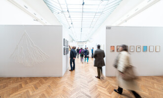 Art on Paper, the international fair about contemporary drawing in Brussels