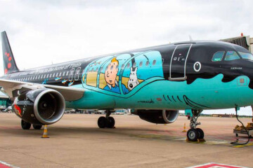 Tintin dans toutes les langues