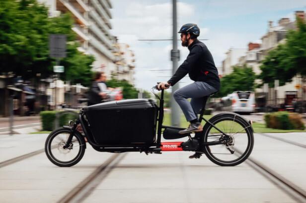 Le vélo-cargo à Bruxelles, la solution urbaine de mobilité