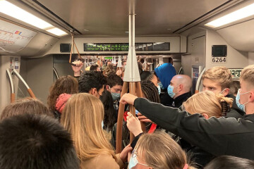 Action Syndicale : le Covid STIB Ticket