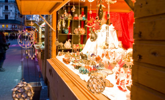 All Christmas markets in Brussels
