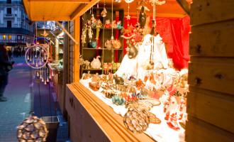 Tous les marchés de Noël à Bruxelles