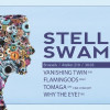 Stellar Swamp 2018: Flamingods / Vanishing Twin / Tomaga / WTE?