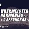 Wrekmeister Harmonies + L'Effondras