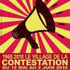 Le village de la contestation