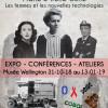 1918-2018: Marie et Irène Curie, femmes à la pointe des nouvelles technologies.
