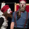 La femme à barbe par le Théâtre des Chardons