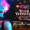 Winter Wonderland Party - International party in the EU Quarter