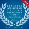 Brussels International Guitar Competition « Ilse & Nicolas Alfonso » : Finale publique