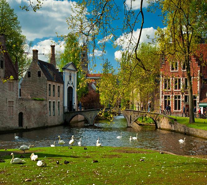 Een dag in Brugge