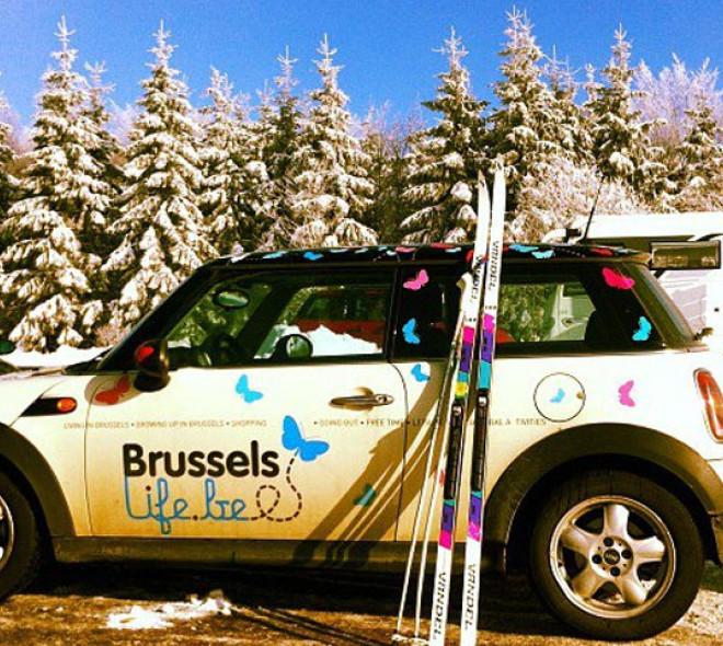 Skiën in België