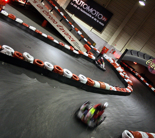 Karting in Brussel