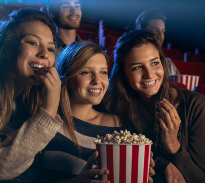 All men banished from Kinepolis complexes one evening per month