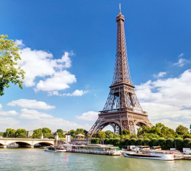 Paris, All Change!