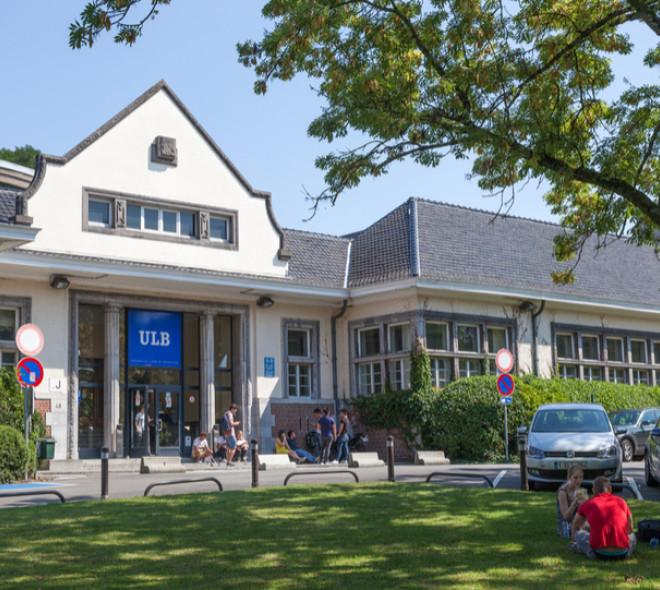Belgian universities & Higher education