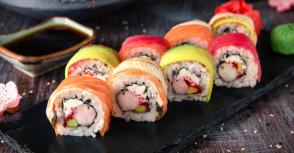 Waar sushi eten in Brussel?