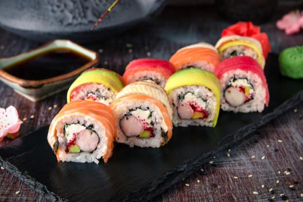 Ce midi, c'est sushi : les 12 meilleures adresses à Bruxelles
