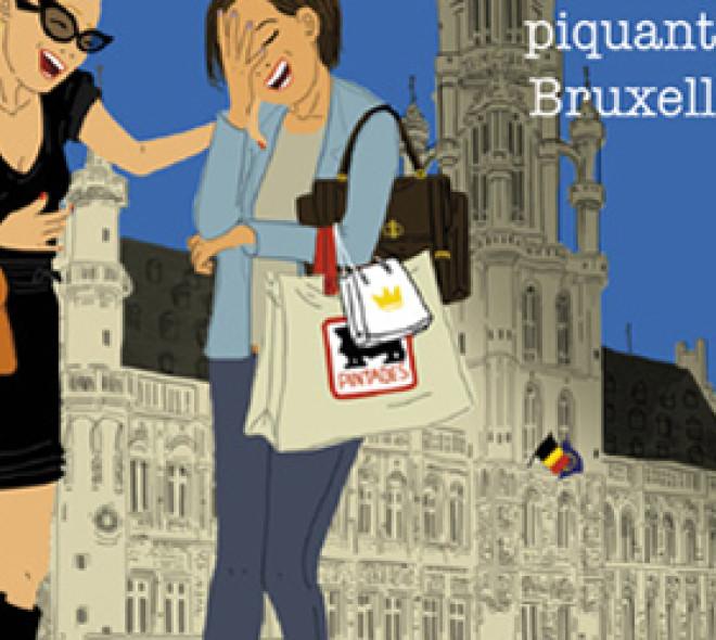 Une Vie de Pintade à Bruxelles par Elisabeth Clauss