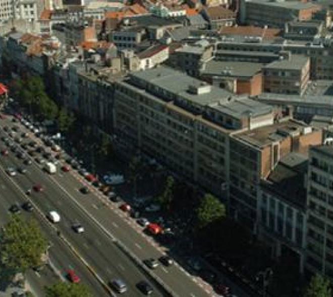Brussel per auto