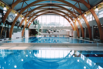 For all kind of swimmers, Brussels swimming pools