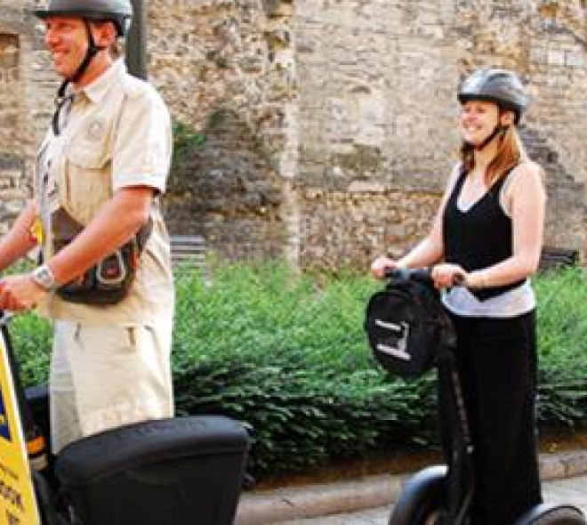 Brussels by Segway