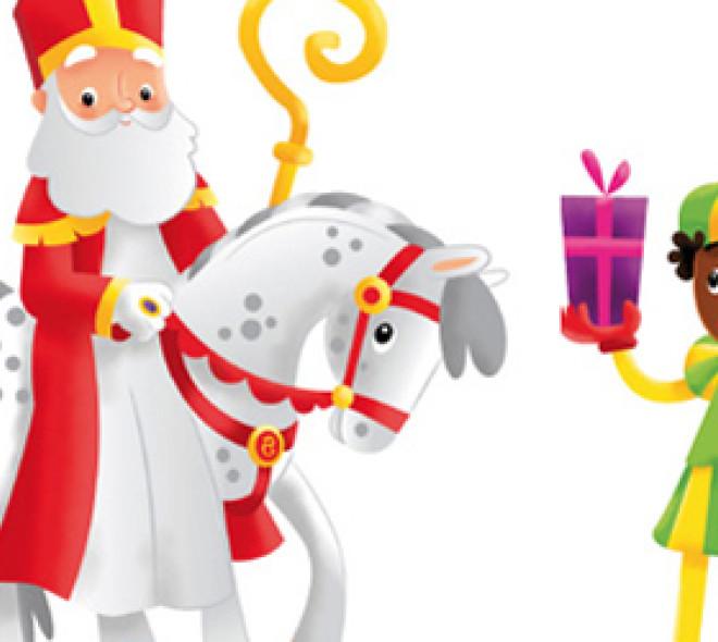 Sinterklaas verwacht jullie brieven @ Brussel