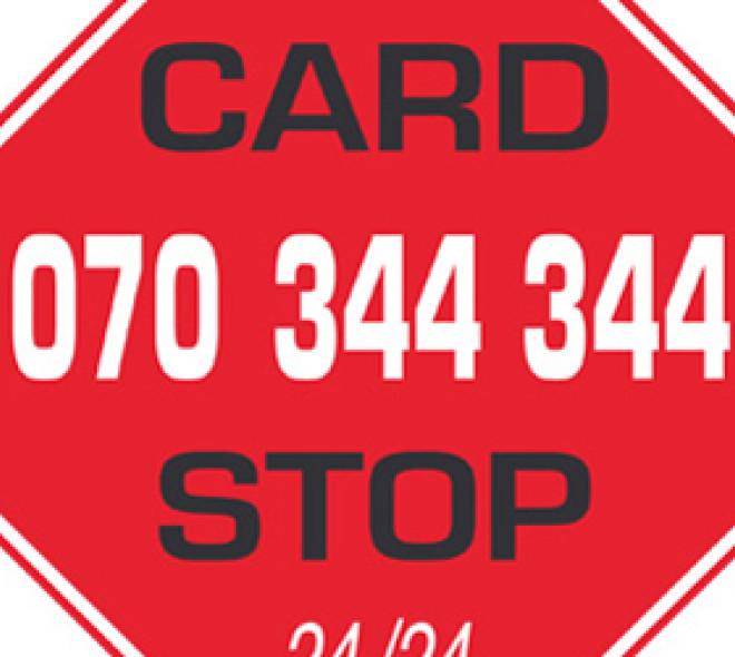 Card Stop: de redder in nood