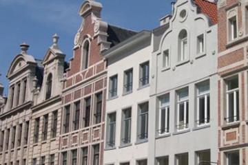 Gastenkamers in Brussel