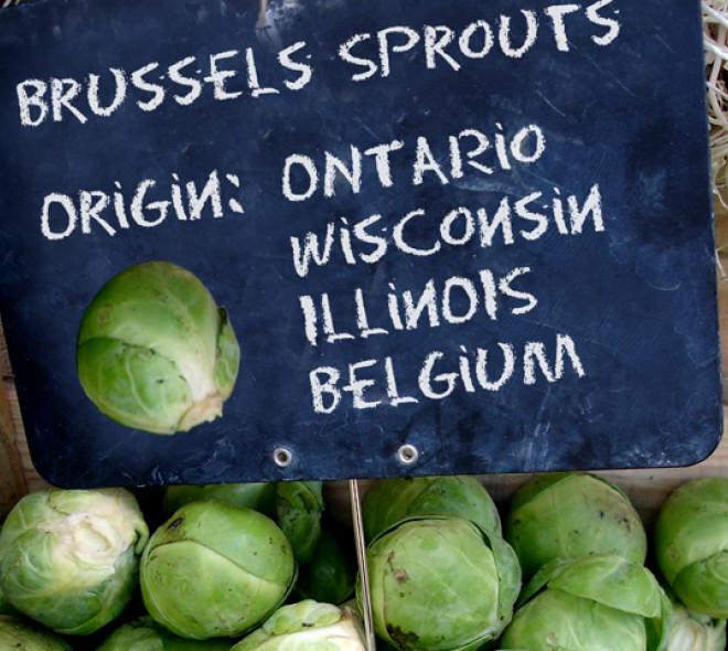 Brussels around the world