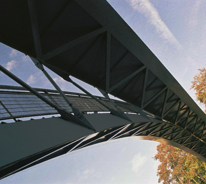 Top 10 bridges in Brussels