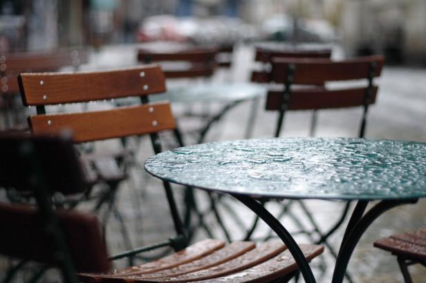 Gids voor als het regent