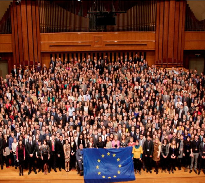 Stage Committee: association of the European Commission trainees