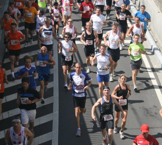 Jogging: races in Brussels