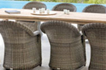 How to maintain your garden furniture?