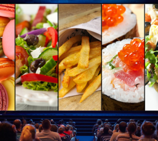 Where to eat after the movies?
