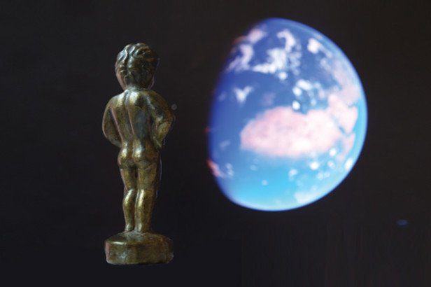 Manneken Pis around the world