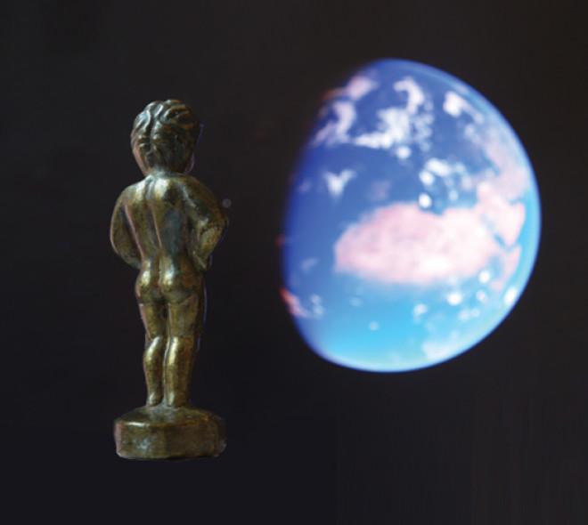 Manneken Pis around the world