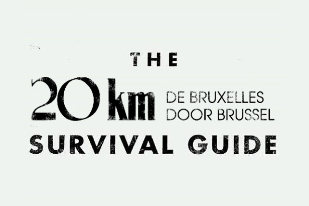 Guide de survie aux 20 kilomètres de Bruxelles