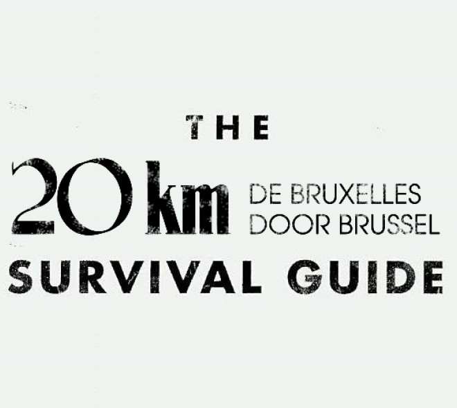 Survival guide to the Brussels 20 Kilometer race