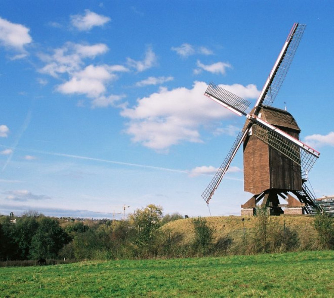 Mills in Brussels