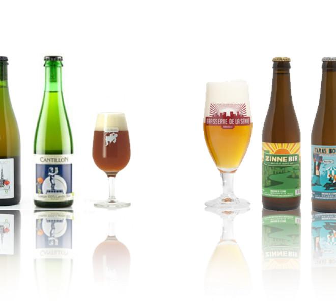 Brasseries et bières à Bruxelles