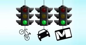 Auto - vélo - métro - Villo, qui remportera la course dans Bruxelles