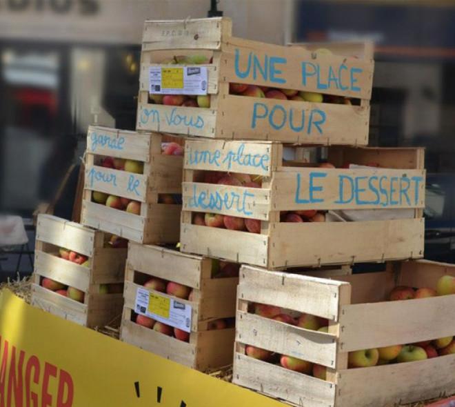 Brussels food solutions: la Ruche qui dit oui