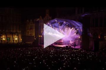 Lady Gaga @ Grand Place