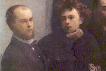 Rimbaud et Verlaine, le drame de Bruxelles