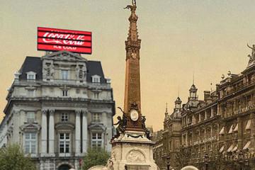 Bruxelles, avant-après