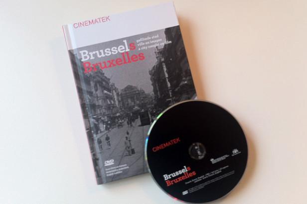 Bruxelles, ville en images - Un DVD à savourer sans modération!