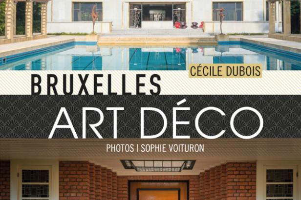 """""""Bruxelles Art Déco"""", un livre pour partir à la découverte de cette architecture à Bruxelles"""