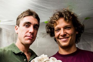 PermaFungi: des champignons dans du marc de café!