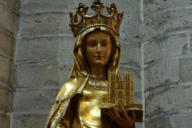 Gudule de Bruxelles : portrait d'une sainte méconnue, à l'opposé de la cathédrale